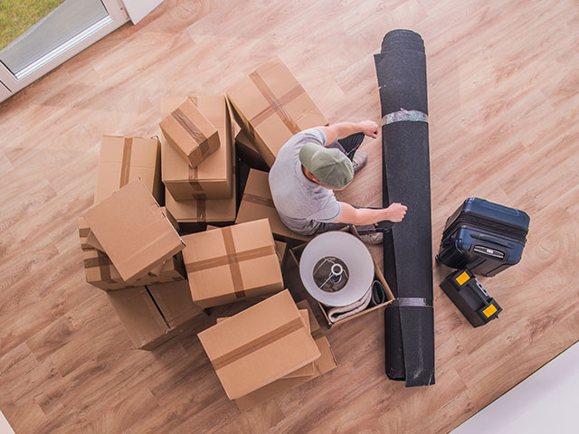 millbrae moving company